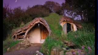 Green future is possible! The eco house of Simon Dale